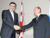 Саакашвили обещает дружить с Россией и оппозицией