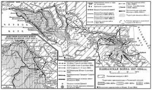 Кавказская война 1817-1864