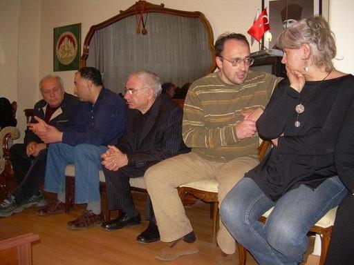 Конференция Осетино-Грузинского Гражданского Форума