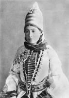 Женские лики Кавказа XIX в.