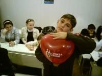 Открытые уроки по донорству в школах Северной Осетии продолжаются