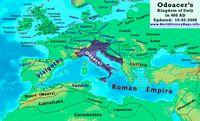 К вопросу о зарождении средневековой цивилизации Запада