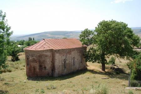 Церковное строительство в Южной Осетии, развернутое Обществом Восстановления Православного Христианства на Кавказе