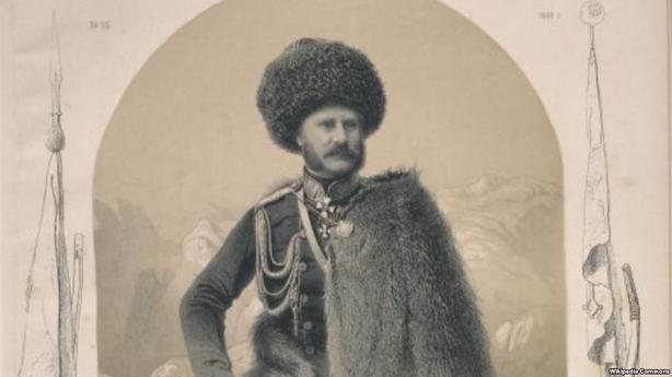 Барятинский - покоритель Кавказа