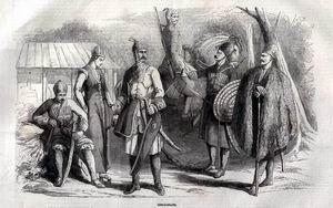 Кавказ в трудах европейских авторов XVIII века